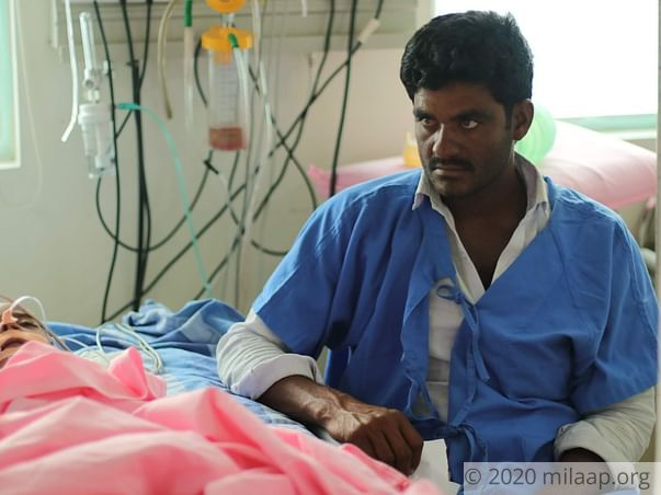 Help Mohammed Hussain Recover