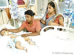 Nitin needs your help to undergo his treatment
