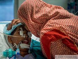 Ramseena is battling for her life in the ICU & needs your urgent help