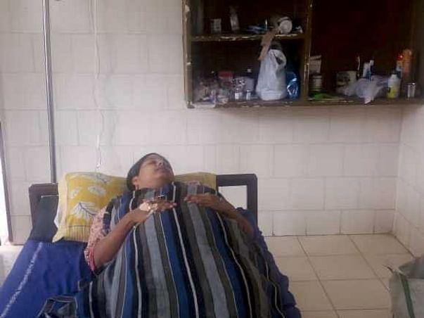 Help Sameera Recover From Pancreatitis