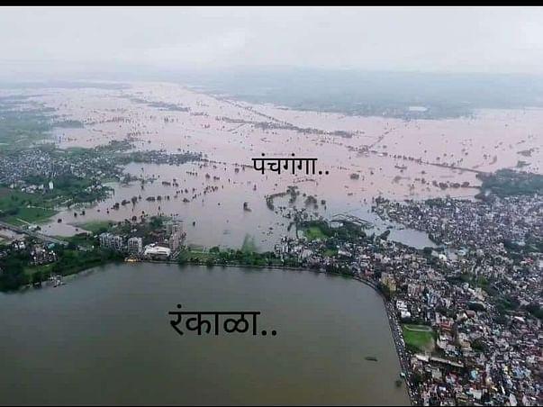 Medical support for Kolhapur, Ichalkaranji and Sangli flood victims