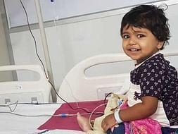 Help Shambhavi Fight Cancer