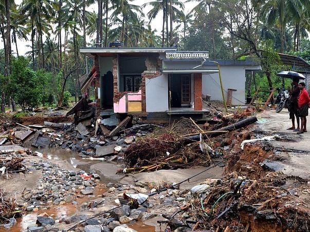 Rehabilitation Of Flood Affected