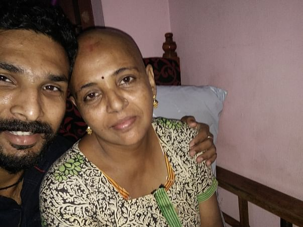 Help For My Mother Cancer Treatment