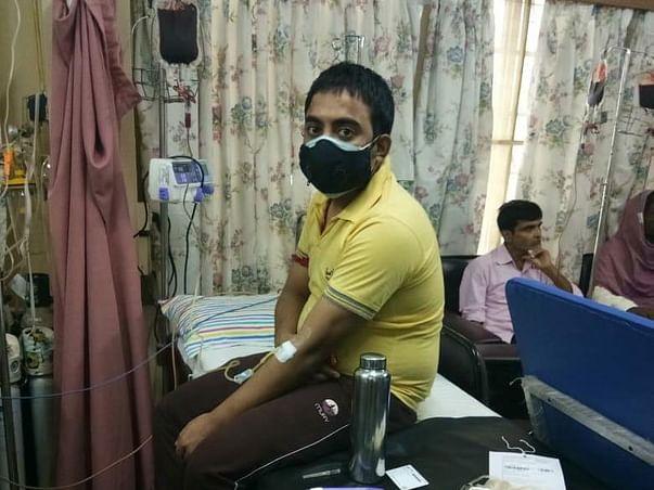 Help Sunny Undergo Severe Aplastic Anemia