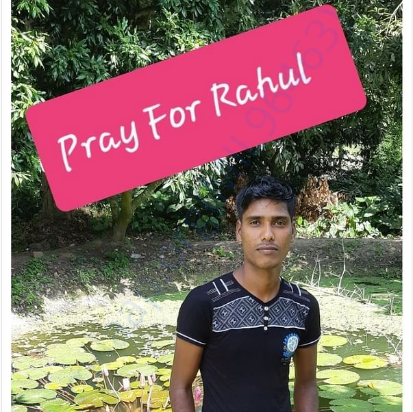 Pray For Rahul For The 2nd Operation