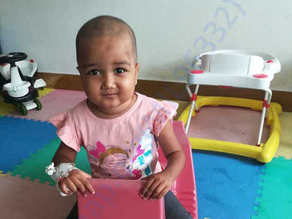 Help Aysha Nowfa Fight Blood Cancer!