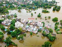 #KolhapurFloods : Flood Relief fund for Massively impacted Ganesh Park