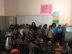 Junoon - Help my children get a better classroom