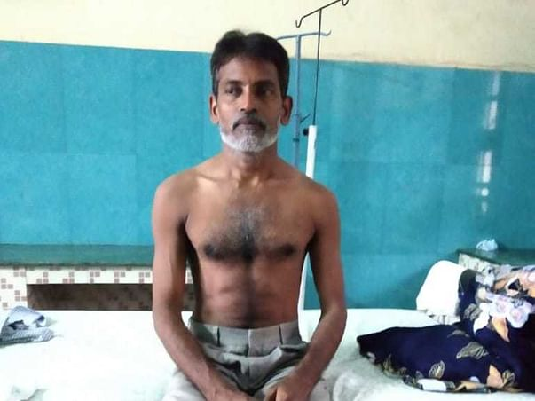 Help Ganesh Fight Bone Cancer