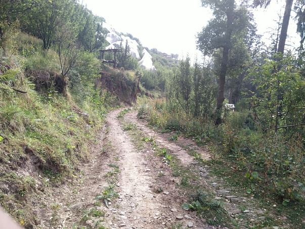 Help develop remote Himalayan village road