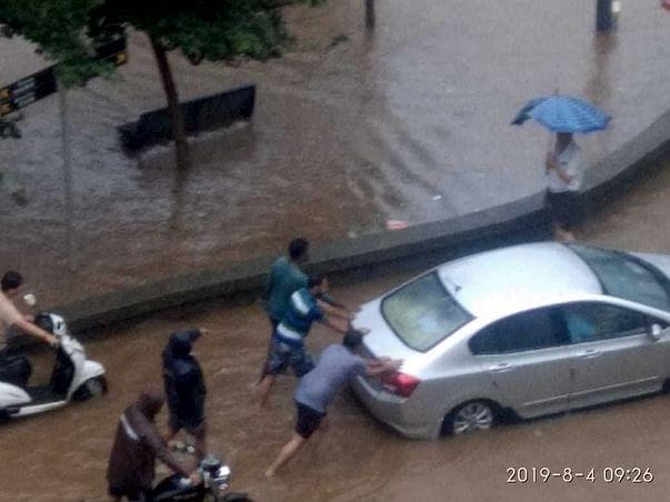 Help for flood affected north Karnataka
