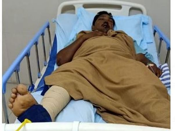 Support Sanjeeva  Recover From Major Accident.