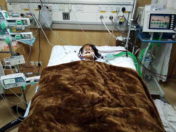 Help Parnika for liver Transplant