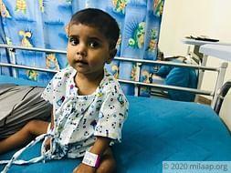 Help Little Anjali Fight Congenital Heart Disease