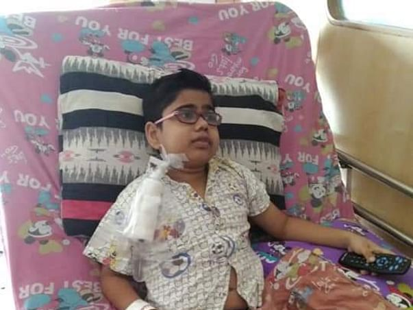 Help My Son With His Liver Transplant. Give him a new life.