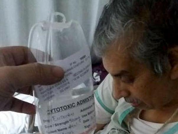 Help Atul Kumar Fight Cancer