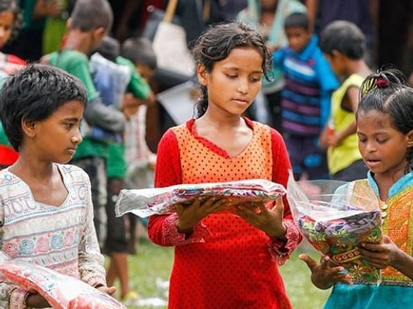 New Clothes for Street Children in Durgapuja-2020