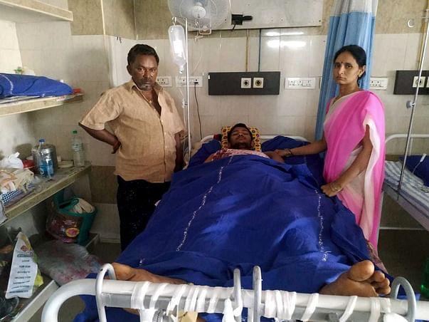Help Ganesh undergo Hip Surgery