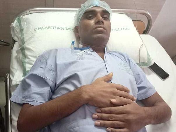 Help Vinay Kumar fight Cancer