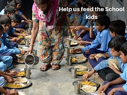 Help Us Feed the School Kids - Eradicate Hunger