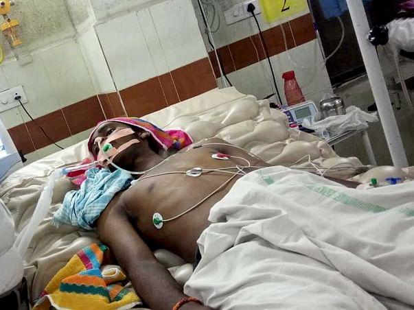 Help leela Prasad For His Treatment