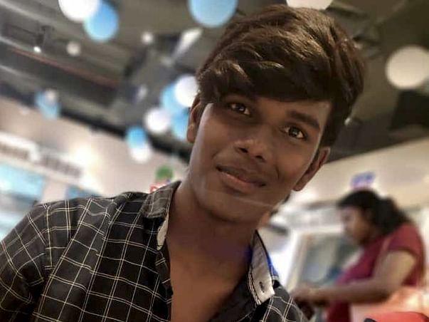 Help Hariharan To Recover!