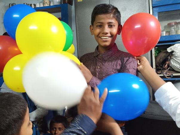For Educational Support For Orphans