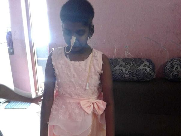 Help Prajana To Fight Cancer