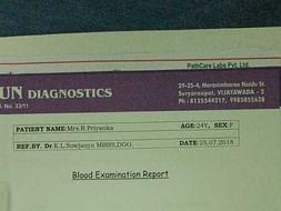 Help Priyanka Fight Lymphs & Blood Clots