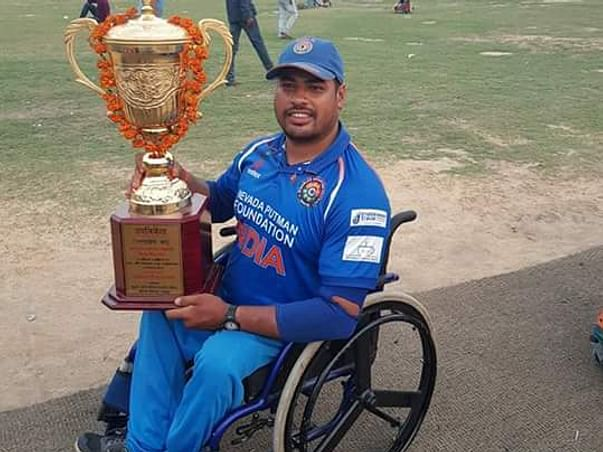 Help uttarakhand wheelchair team To Play Cricket