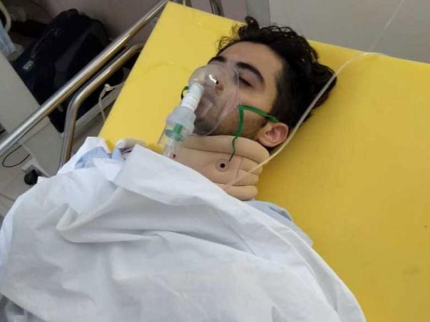 Help Keshav Fight Spine Injury