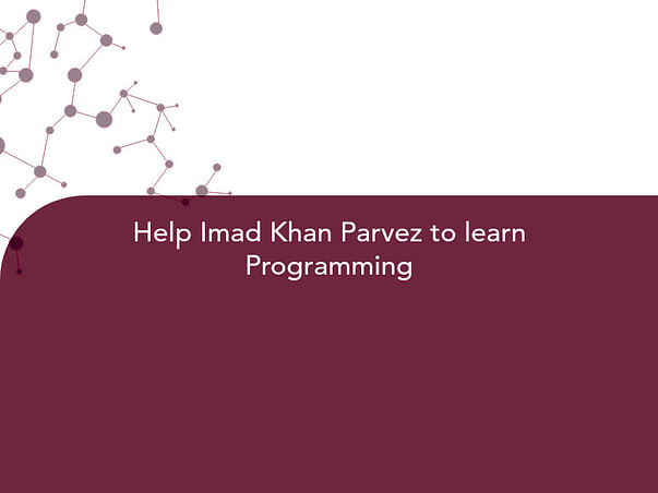 Help Imad Khan Parvez to learn Programming