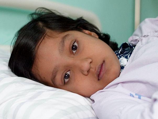 Help Saniya Recover