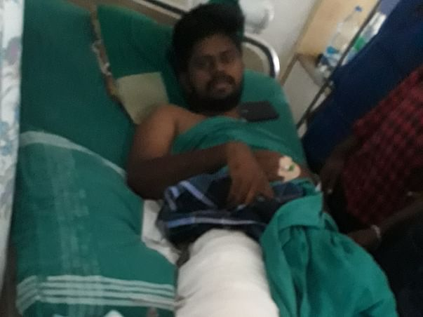 Help Pooventhiran Recover From Severe Trauma