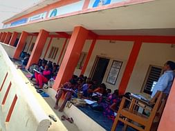 Help Rebuilding damaged classrooms due to Cyclones in north coastal AP