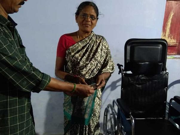 Support Sumathi To Support Her Family!