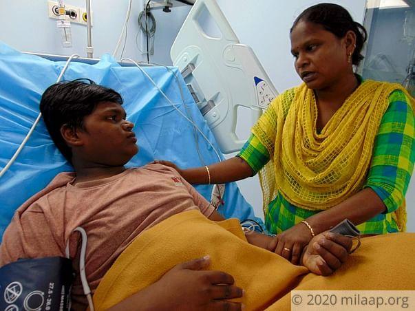 Help Arun Fight Ewings Sarcoma
