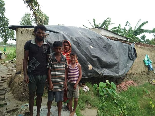 Help Poor Ramjan Ali And His Family