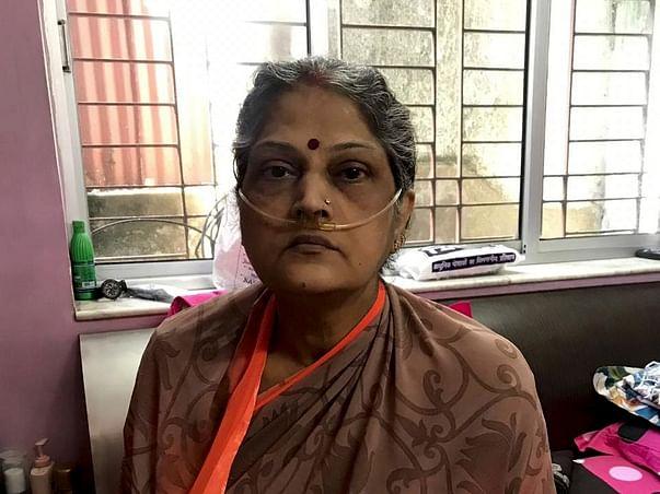 Help My Maasi Mina Jaiswal Undergo Double Lung Transplant