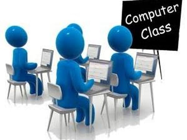 Help Many To Learn Computer For Free Who Can't Pay Fees