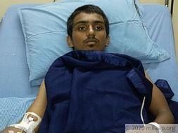 Help 17 Year Old Sanath Fight Acute Myeloid Leukemia