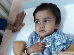 Help 2 Year Old Monali To Fight Against Cancer