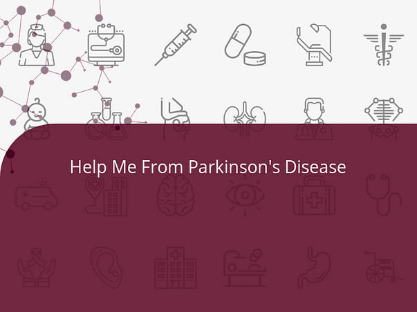 Help Me From Parkinson's Disease