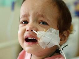 Help Raayan Undergo Cancer Treatment