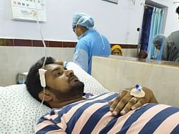 Help Gujju Prakash Reddy To Recover!
