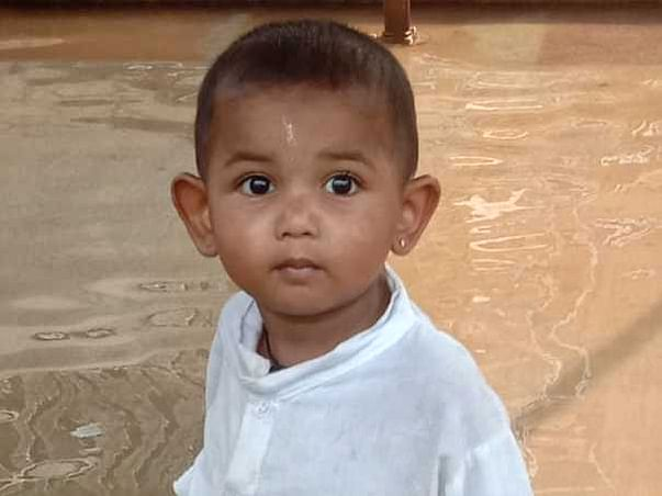 Help Baby Ravi To Recover From LV Dysfunction Of Heart!