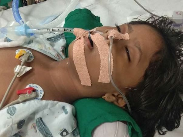Help  Aradhana With Her Surgery