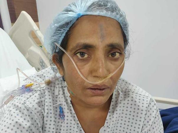 Help Aarti Tiwari recover from Sore Vein Bleeding