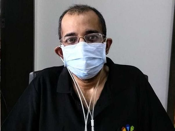 Support My Friend With His Lung Transplant